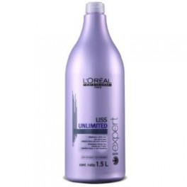 Loreal shampoo liss unlimited