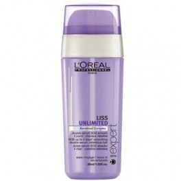 Loreal doble serum liss unlimited
