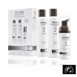 Nioxin Sistema 2 medium size