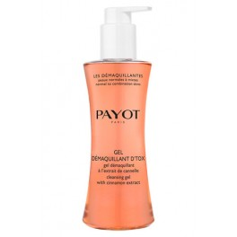 PAYOT GEL DESMAQUILLANT D´TOX 400ML