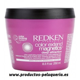 REDKEN COLOR EXTEND MAGNETIC (250ML) mascarilla protección color