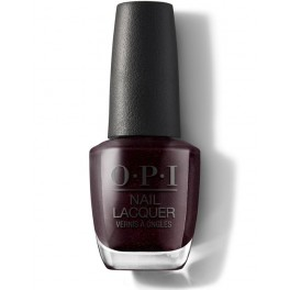 OPI NAIL LACQUER BLACK TO REALITY 3116