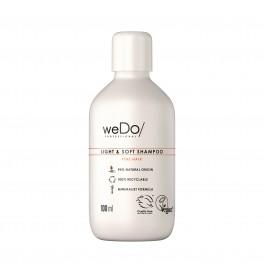 weDO/ Light & Soft Cleanser 100ml